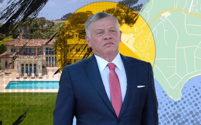 Inside the King of Jordan's luxury real estate spree