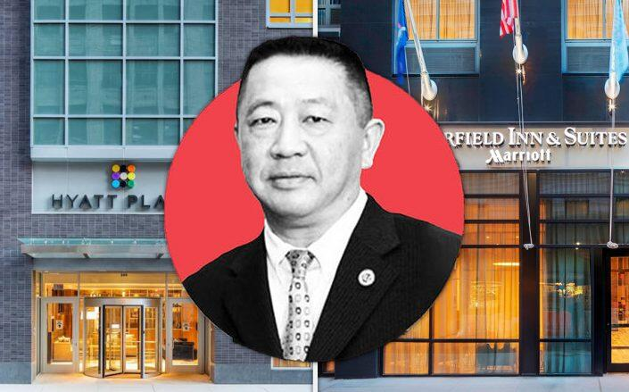 Sam Chang unloads two hotels as selling spree continues