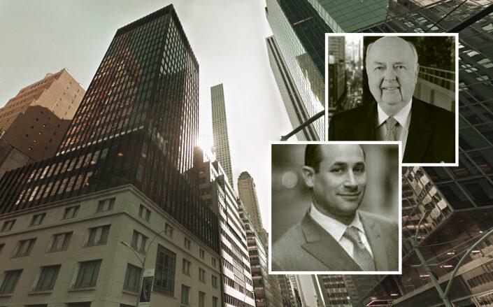 645 Madison Avenue with Friedland Properties Principal Lawrence Friedland and Nightingale Properties CEO Elie Schwartz (Google Maps, Nightingale, Friedland)
