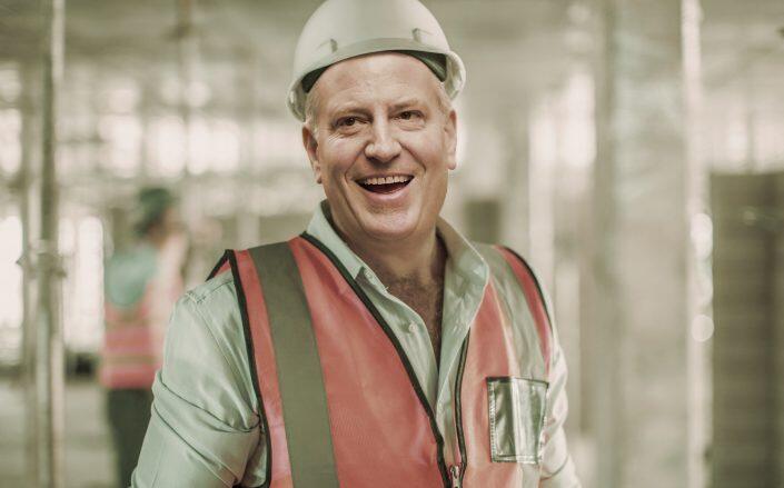 Photo Illustration of New York Mayor Bill de Blasio (Getty)