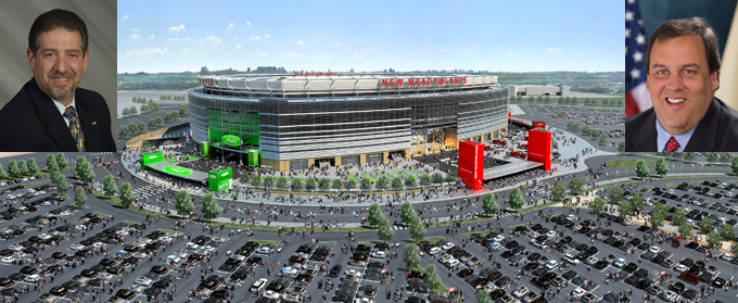 Mall Of America Owner Looks To Revitalize Meadowlands Project