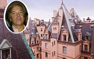 Dutch fraudster sells at the dakota for Dakota building nyc apartments for sale