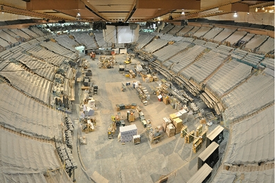 Msg Renovations Deflate Corporate Profits The Real Deal