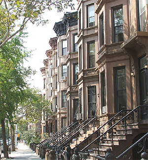 Brownstone Brooklyn