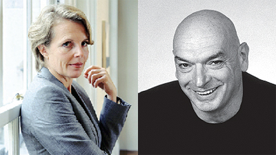 Annabelle Selldorf and Jean Nouvel